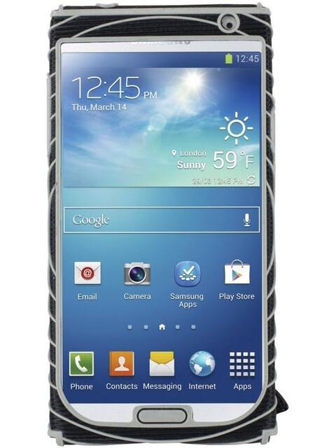 Nathan Sonic Grip Samsung GS4 Black/Silver